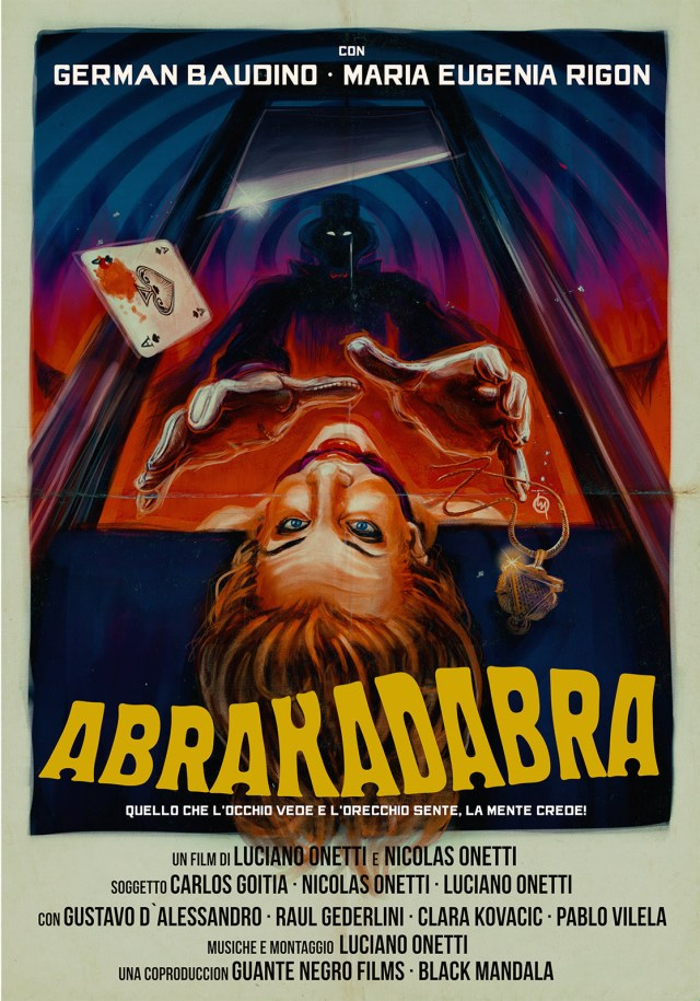 [News] Giallo Film ABRAKADABRA Exclusively Premiering in North America Tomorrow