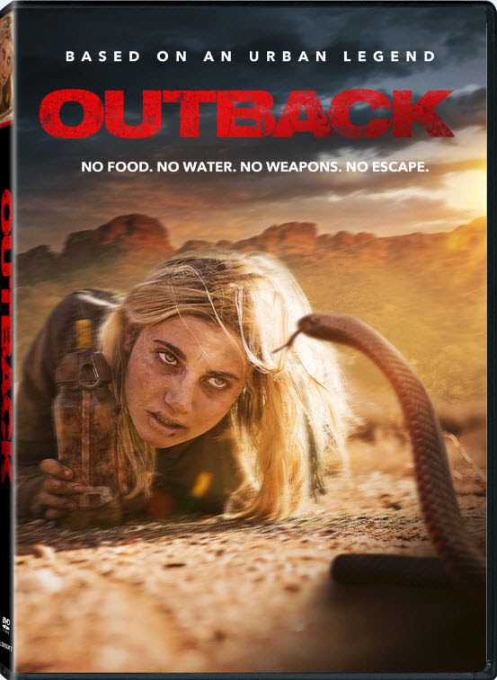 [News] Survival Thriller OUTBACK Arrives On DVD This June!