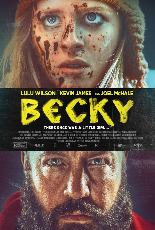 [News] Check Out the Official Poster for Thriller BECKY