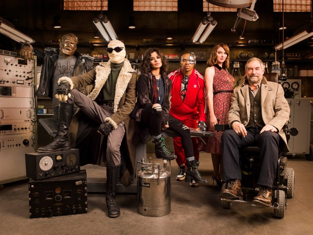 [News] Season 2 of DOOM PATROL Premieres on June 25 on DC UNIVERSE