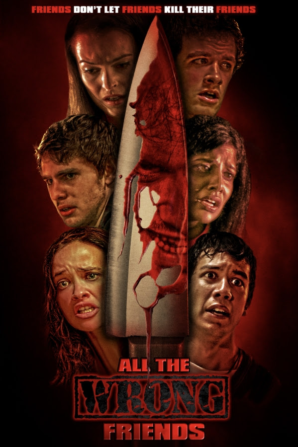 [News] Terror Films Acquires ALL THE WRONG FRIENDS