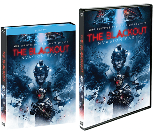 [News] THE BLACKOUT: INVASION EARTH Arrives on VOD and Digital June 2