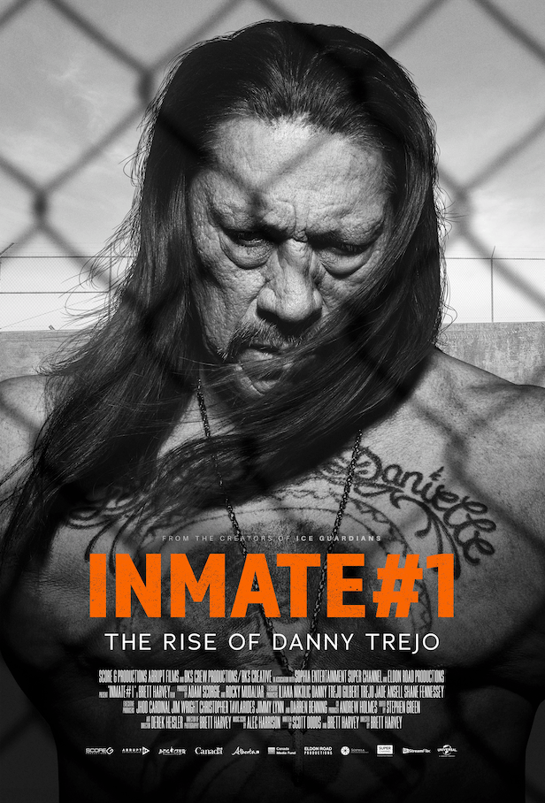 [News] Check Out the Trailer for INMATE #1: THE RISE OF DANNY TREJO