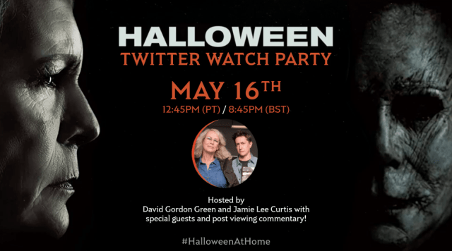 [News] Universal Pictures Home Entertainment Unveils HALLOWEEN Watch Party
