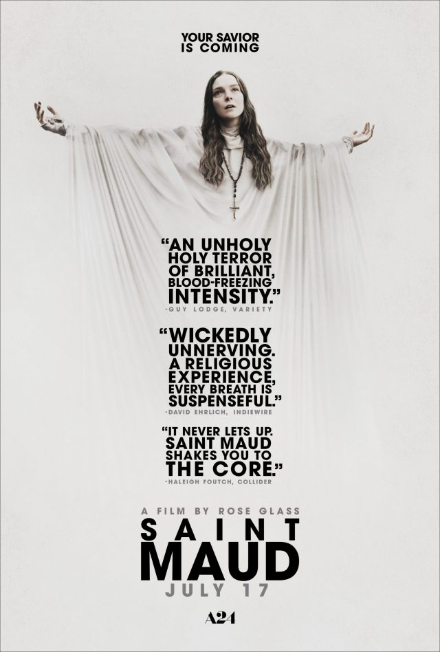 [News] SAINT MAUD Will Rise in Theaters Nationwide on July 17