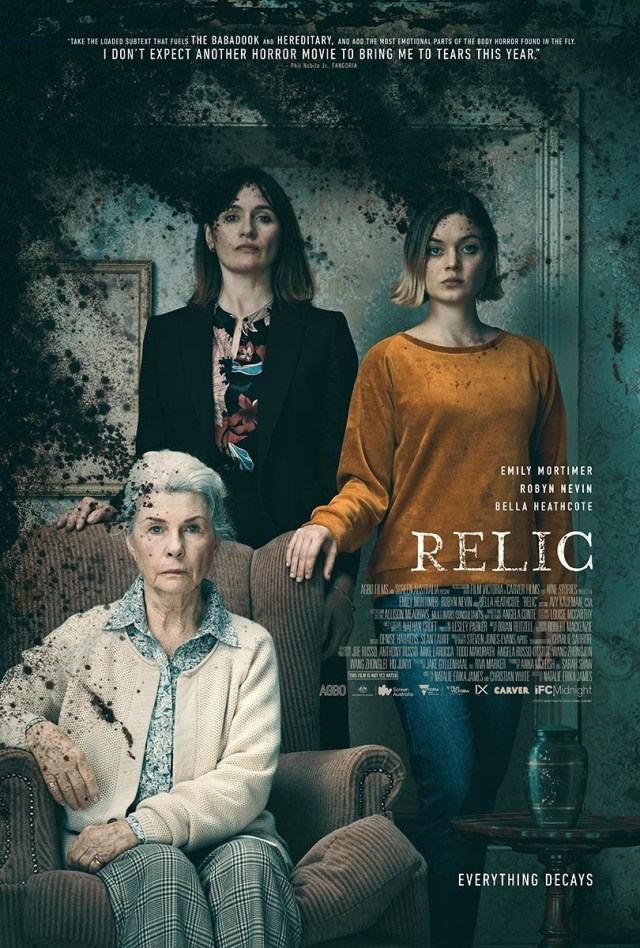 [Movie Review] RELIC
