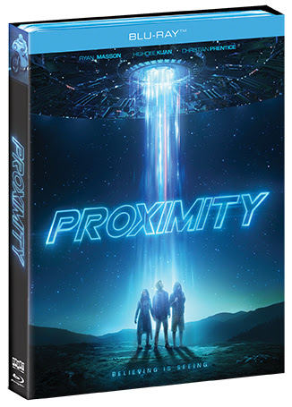 [News] Sci-fi Thriller PROXIMITY Arrives on Blu-ray and DVD on July 7