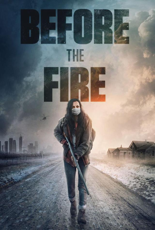 [News] BEFORE THE FIRE Arriving on Digital & VOD on August 14