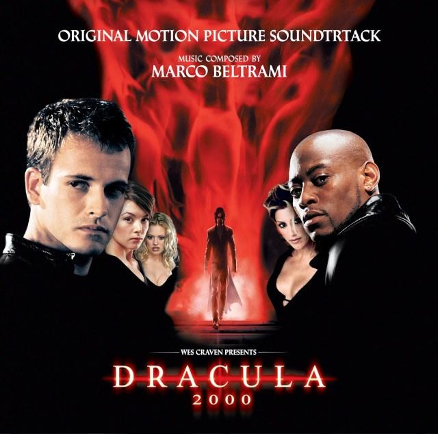 [News] Varèse Sarabande Records Releasing Limited-Edition DRACULA 2000 Original Motion Picture Soundtrack