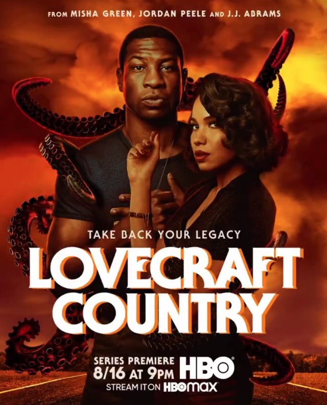 Poster Design for HBO's Lovecraft Country