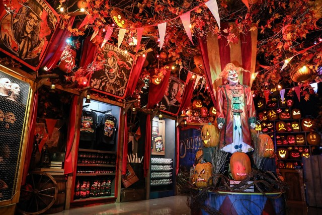 [News] Halloween Horror Nights Tribute Store Now Open in Universal Studios Orlando