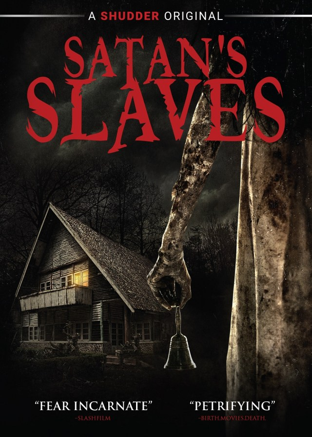 [News] SATAN'S SLAVES Will Be Available on DVD & Blu-ray August 4