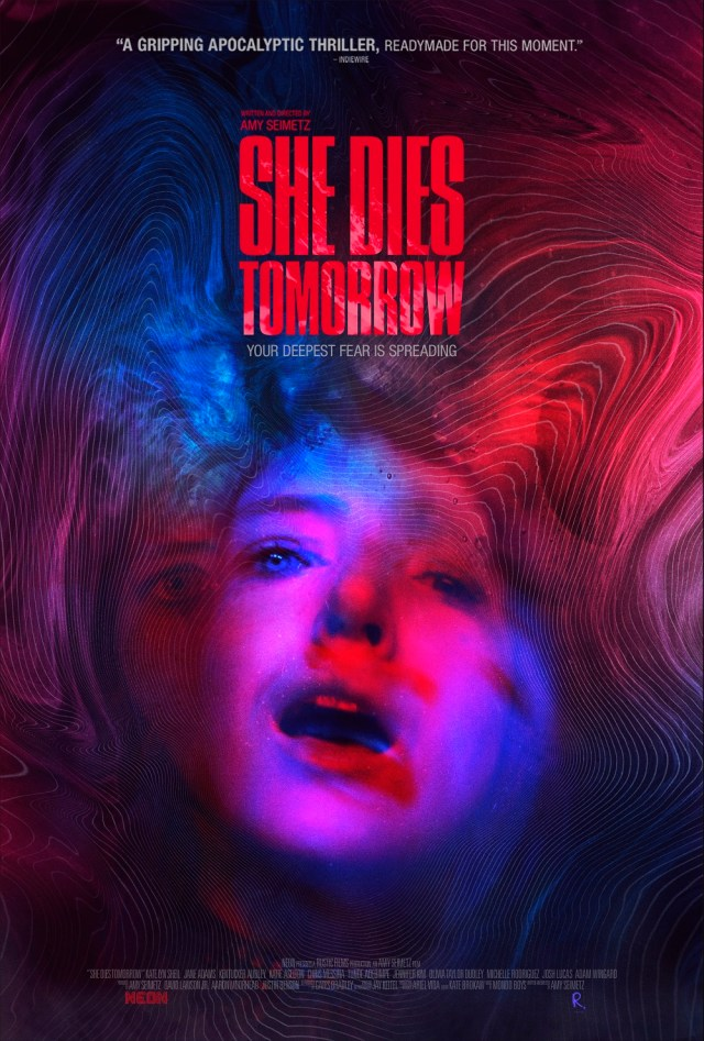 [Movie Review] SHE DIES TOMORROW