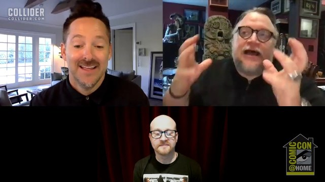 [Comic-Con@Home Panel Recap] Guillermo del Toro and Scott Cooper on ANTLERS and Filmmaking
