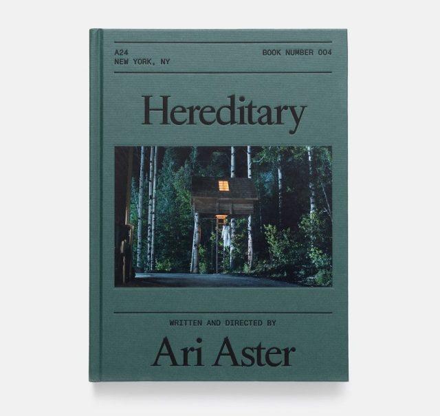 [News] A24 Releases HEREDITARY Screenplay Book