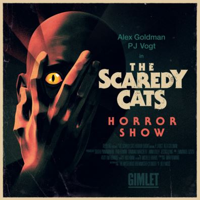 [Podcast Review] THE SCAREDY CATS HORROR SHOW