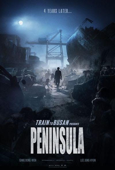 [News] Train To Busan Presents: PENINSULA Bumped to August 21