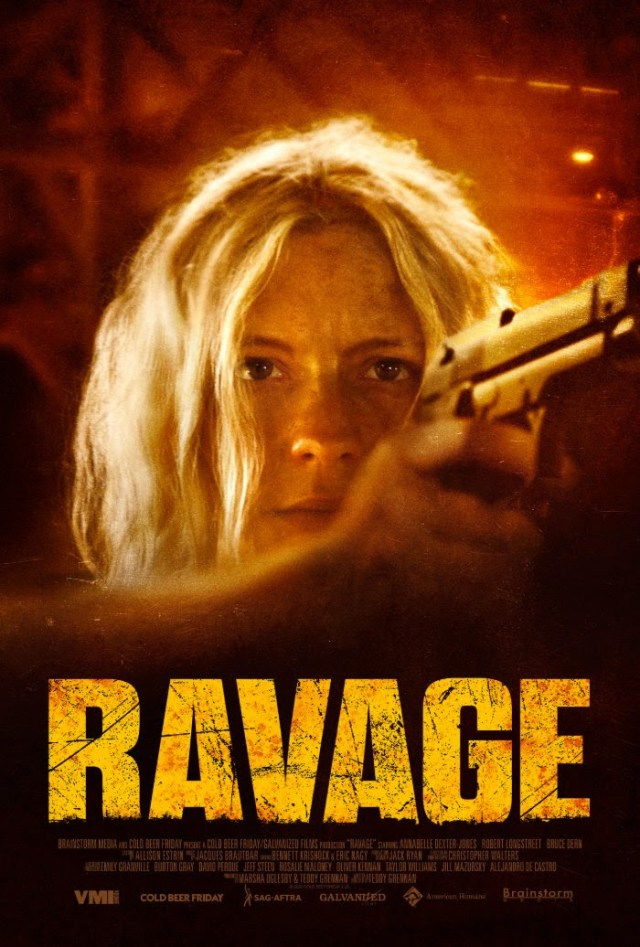 [News] Revenge Horror RAVAGE Opening in Select Drive-Ins August 14
