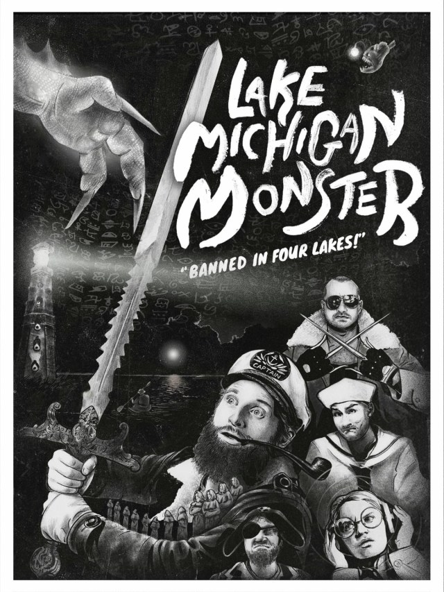 [News] LAKE MICHIGAN MONSTER To Have Virtual Premiere Ahead of Arrow Video Channel Debut