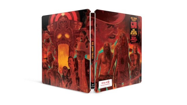 [News] The Rob Zombie Trilogy Steelbook Arrives This September
