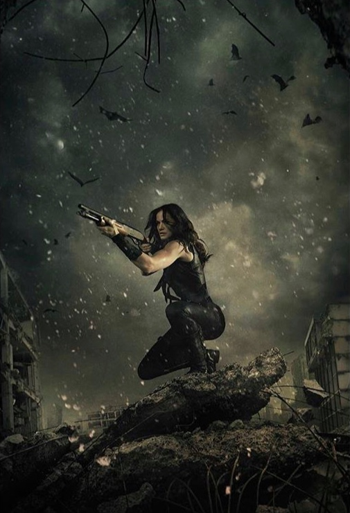 [News] SYFY's VAN HELSING Joins Comic-Con at Home Lineup