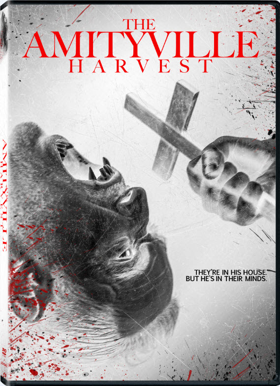 [News] THE AMITYVILLE HARVEST Arrives on DVD, Digital & VOD This October!