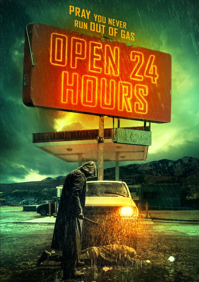 [Movie Review] OPEN 24 HOURS