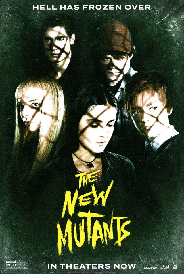 [News] THE NEW MUTANTS Embraces the Terror in New Clip