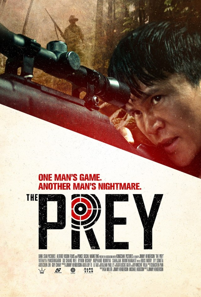 [News] Jimmy Henderson's THE PREY Hits VOD on August 25