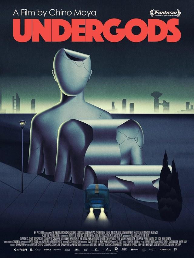 [News] Chino Moya's UNDERGODS Trailer Revealed