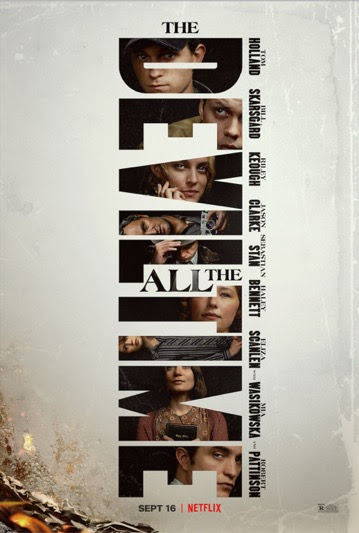 [News] Netflix Debuts Poster for THE DEVIL ALL THE TIME
