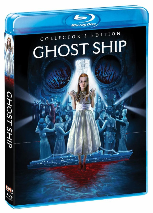 [News] GHOST SHIP Collector's Edition Blu-ray Arrives September 29