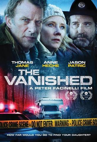 [News] THE VANISHED Arriving on DVD This October!