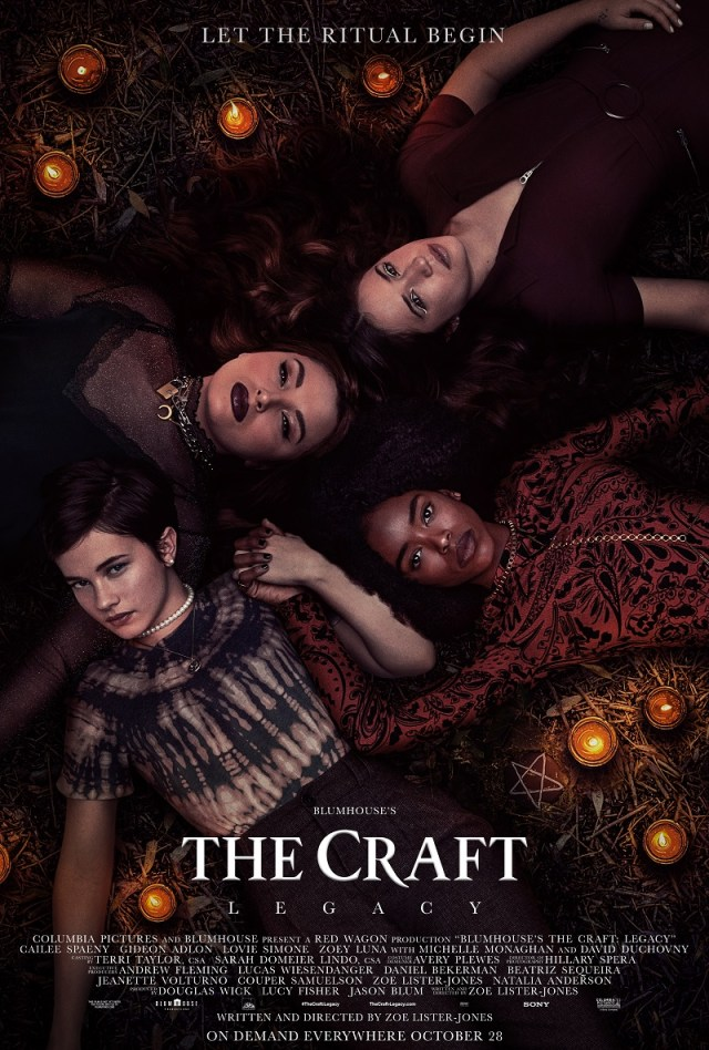 [News] THE CRAFT: LEGACY Arriving on PVOD This Halloween!