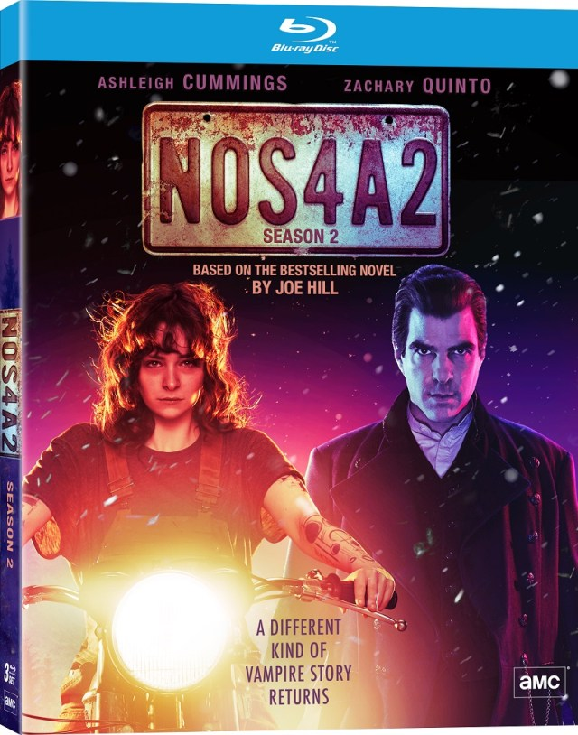 [News] NOS4A2 Season 2 Arriving on DVD & Blu-ray on October 20!