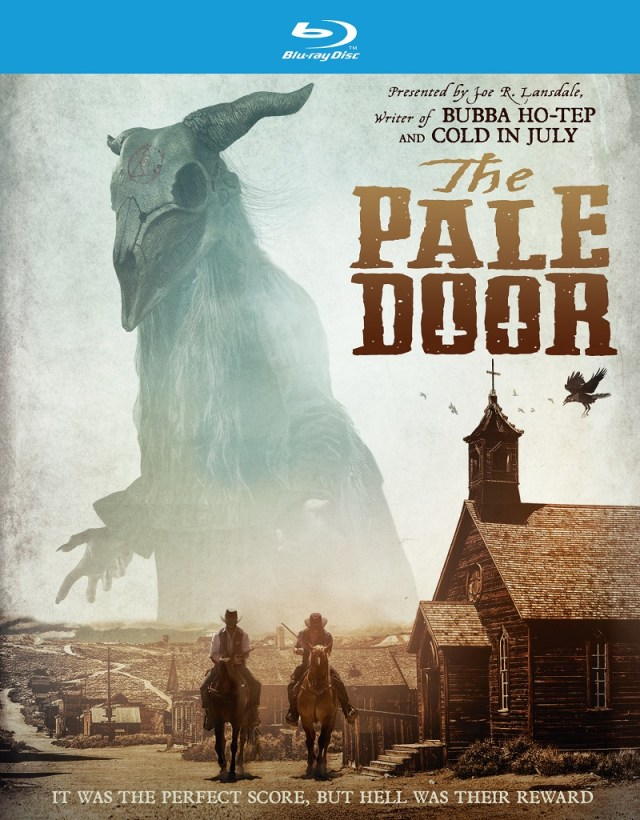 [News] THE PALE DOOR Arrives on DVD & Blu-ray October 6