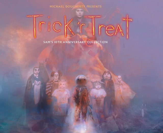 [News] Legendary Comics Releases Special Deluxe Trick 'r Treat Comic Book
