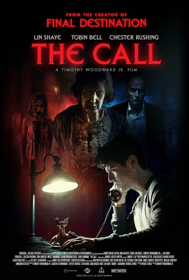 [Interview] Director Timothy Woodward Jr. for THE CALL