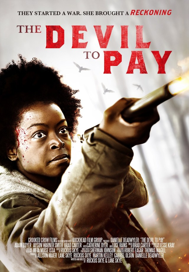 [News] THE DEVIL TO PAY Hits Drive-Ins October 2, On-Demand & DVD October 6
