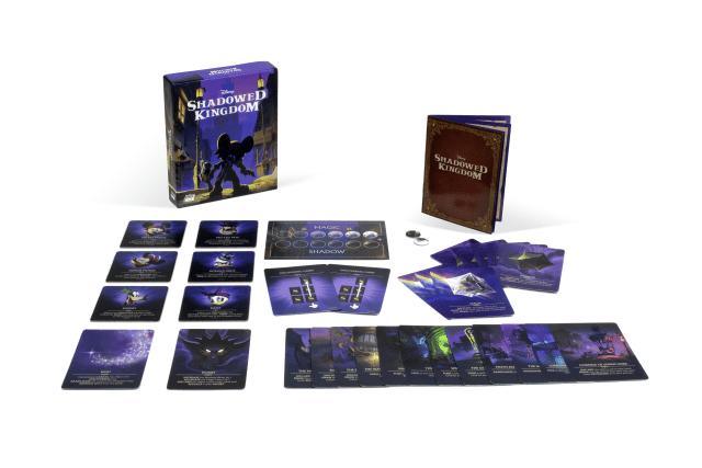 [News] Mondo Games Announces DISNEY SHADOWED KINGDOM