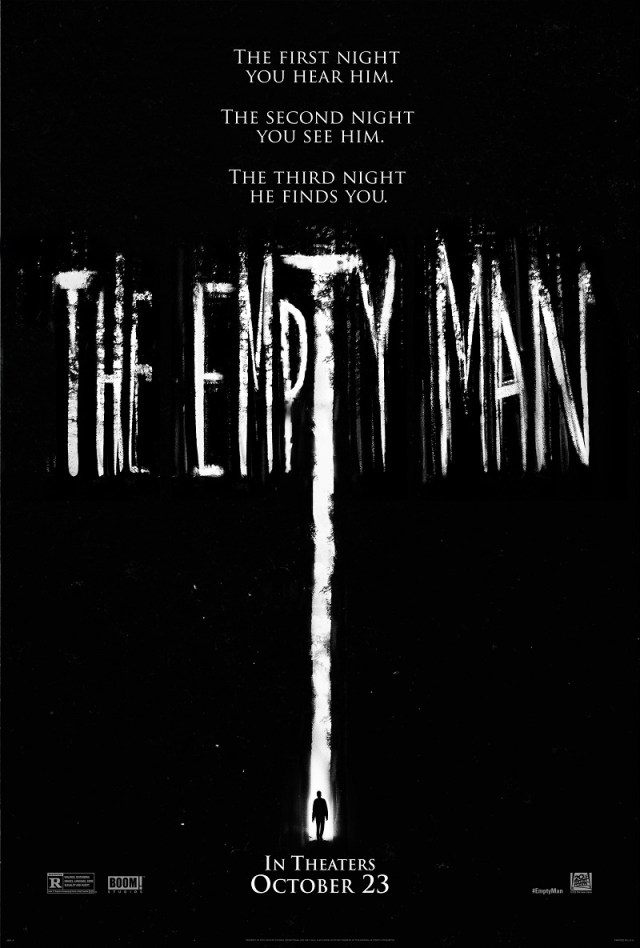 [News] Beware THE EMPTY MAN in New Trailer, Tickets On Sale Now!