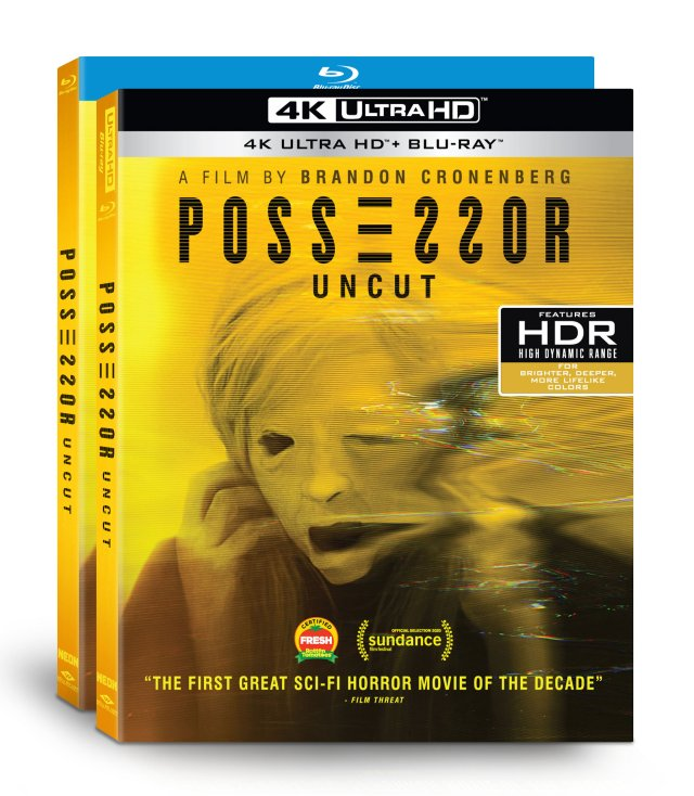 [News] POSSESSOR UNCUT Arriving on Digital on November 3