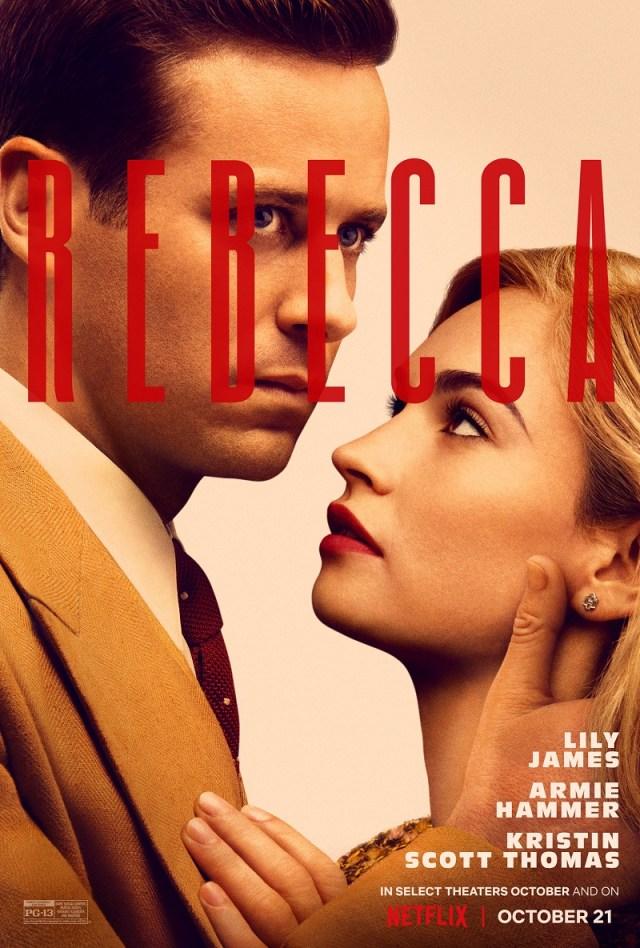 [Movie Review] REBECCA