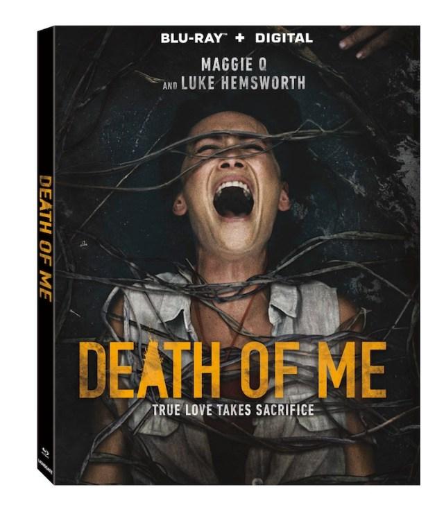 [News] DEATH OF ME Arrives on Blu-ray & DVD on November 17