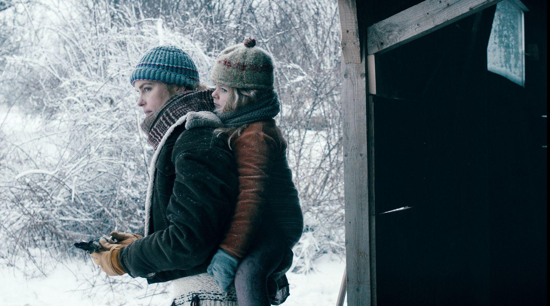 Nina Hoss & Katerina Lipovska in Pelican Blood