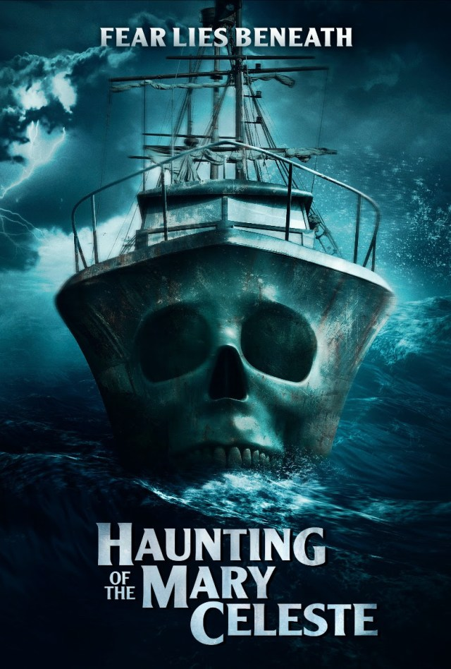 [News] HAUNTING OF THE MARY CELESTE Arrives On Demand & Digital October 23