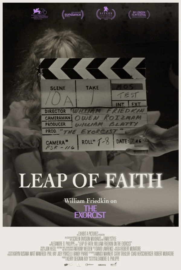 [Documentary Review #2] LEAP OF FAITH: WILLIAM FRIEDKIN ON THE EXORCIST