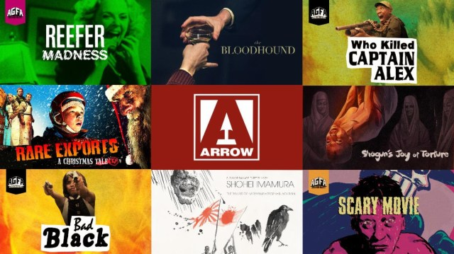 [News] Arrow Video Channel Unveils December 2020 Line-Up