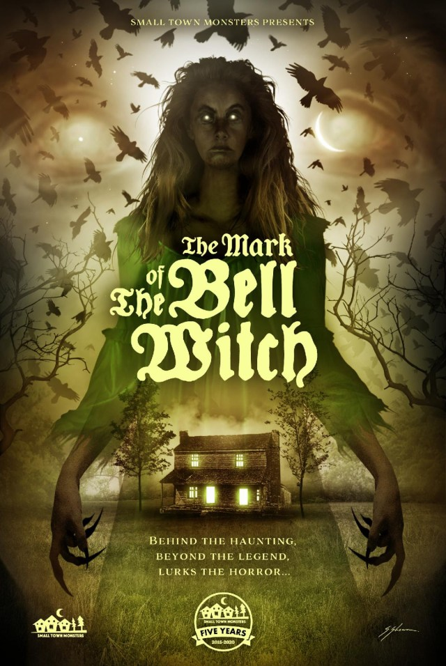 [Exclusive] THE MARK OF THE BELL WITCH - There Be Strange Noises in Official Clip
