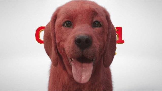 [News] CLIFFORD THE BIG RED DOG - Get a First Look